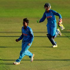 Deepti Sharma is learning off-spin variations watching R Ashwin's videos