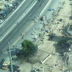 पाकिस्तान : आत्मघाती धमाका, कम से कम 26 की मौत