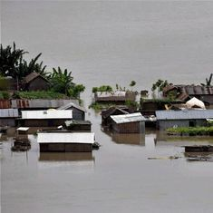 Flood fury: Toll crosses 300 in Bihar, over 70 dead in Uttar Pradesh and Assam