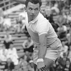 Mervyn Rose, Australian tennis legend, dies at the age of 87
