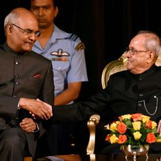 Ram Nath Kovind will take oath as the 14th president of India today