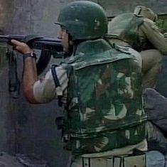 असम : सुरक्षा बलों से मुठभेड़ में एक आतंकी मारा गया