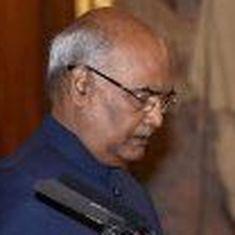 रामनाथ कोविंद के राष्ट्रपति बनने सहित दिन के बड़े समाचार