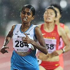 India's PU Chitra finishes fourth, Jinson Johnson seventh in IAAF Continental Cup
