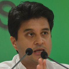 Jyotiraditya Scindia loses from Congress bastion Guna by more than one lakh votes