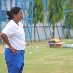 Football: India women's head coach Maymol Rocky to be part of Fifa Coach Mentorship Programme