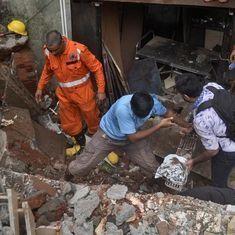 Mumbai building collapse: 17 dead, Shiv Sena leader Sunil Shitap arrested
