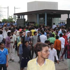 Greater Noida: Vivo factory workers clash with security after layoff