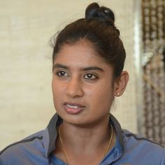 'Overwhelming': Mithali Raj basks in the adulation as the World Cup finalists return to India