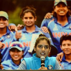 'I am not writing it off': Captain Mithali Raj open to playing in the 2021 World Cup