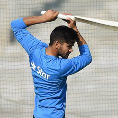 India A suffer two-wicket loss to South Africa A in opening game of one-day Tri-series
