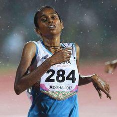 Arokia Rajiv, PU Chitra, Arpinder Singh among Asian Games qualifiers at Inter State Athletics