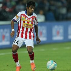 Mumbai City FC writes to All India Football Federation to sort out Abinash Ruidas contract dispute