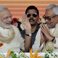 By breaking Nitish Kumar away, Modi and Shah have once again outsmarted Sonia and Rahul Gandhi
