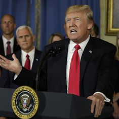 अमेरिका ने एक बार फिर पाकिस्तान के खिलाफ कड़े कदम उठाने के संकेत दिए
