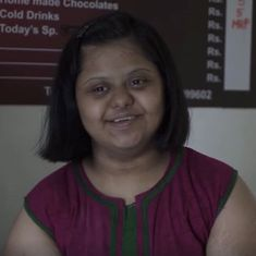Watch: This 22-year-old woman with Down Syndrome runs a restaurant in Navi Mumbai