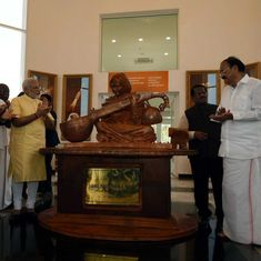 'He inspired the youth': Narendra Modi inaugurates APJ Abdul Kalam's memorial in Rameswaram