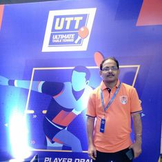 Indian table tennis players will benefit from new ranking system: National coach Arup Basak