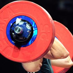 Gurdeep Singh sets 3 of 12 new national records at IWF World Weightlifting Championships