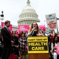 Trump bid to weaken Obamacare rules on contraception halted by judge