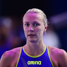 World Aquatic Championships: Sarah Sjostrom wants to better her record in the 100m freestyle final