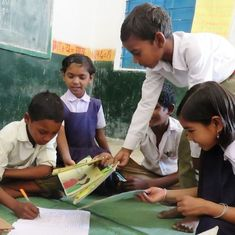 In Madhya Pradesh, literary fiction in Adivasi languages has increased kids' participation in school