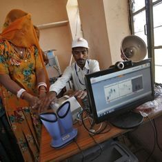 Readers' comments: Why is the Supreme Court looking the other way on Aadhaar?