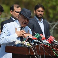 Nawaz Sharif's brother Shehbaz nominated to take over the Pakistan prime minister's post