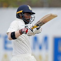 Ranji Trophy: Abhinav Mukund fights on after Tamil Nadu concede 133-run lead to Andhra