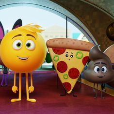 'The Emoji Movie' battles 'Dunkirk' at the box office despite rotten reviews
