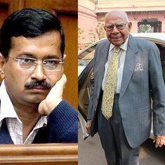 अरविंद केजरीवाल ने मुझसे अरुण जेटली के लिए और ख़राब शब्द इस्तेमाल करने को कहा था: राम जेठमलानी