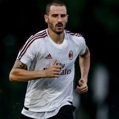 Can AC Milan end Juventus' hegemony after acquiring Leonardo Bonucci?