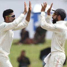 भारत ने श्रीलंका को पहले टेस्ट में बड़े अंतर से हराया, विदेशी धरती पर अब तक की सबसे बड़ी जीत