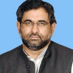 नवाज शरीफ के मंत्री रहे शाहिद खाकान अब्बासी पाकिस्तान के अंतरिम प्रधानमंत्री होंगे