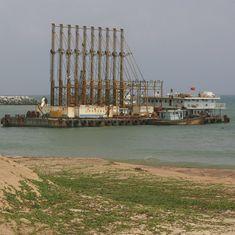 Sri Lanka signs Rs 6,500-crore deal with China to handle Hambantota port