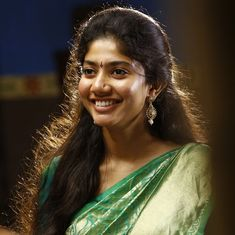 Screen scorcher Sai Pallavi: 'Don't need layers of make-up to look beautiful'