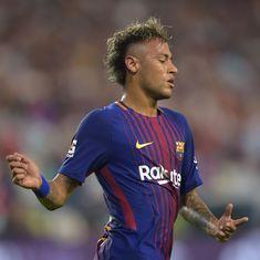 Spanish court postpones hearing Barcelona's lawsuit against Neymar over his PSG move