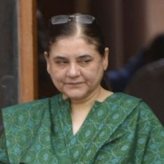 Maneka Gandhi asks Centre to ban Blue Whale challenge from social media
