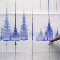 दिल्ली-एनसीआर में लगातार दूसरे दिन भूकंप के झटके
