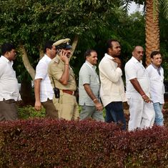 The big news: Gujarat Congress MLAs return from Bengaluru, and nine other top stories