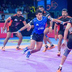 In the diminutive and young Vikash Khandola, Haryana Steelers and Indian kabaddi have a gem