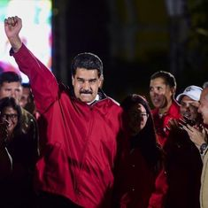 Venezuela President Nicolas Maduro claims election victory, Opposition announces protest