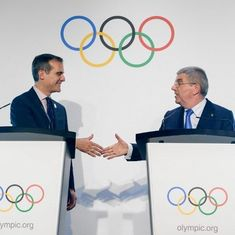 Los Angeles agrees to host the 2028 Olympics, Paris will hold the 2024 Games