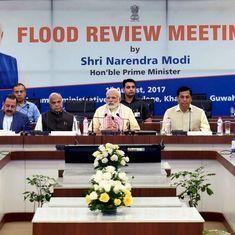 पूर्वोत्तर बाढ़ का मुकाबला कर सके, इसके लिए केंद्र सरकार उसे 2,350 करोड़ रु का पैकेज देगी