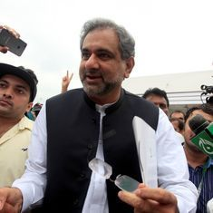 Lahore High Court suspends disqualification of PM Shahid Khaqan Abbasi from his home seat