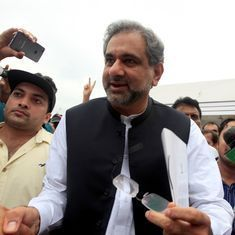 The big news: Shahid Khaqan Abbasi elected new Pakistan prime minister, and nine other top stories