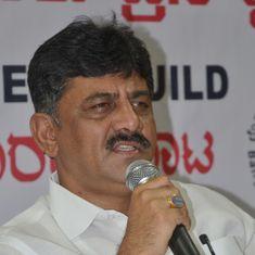 Karnataka CM says I-T raids against his minister politically motivated, department refutes claims