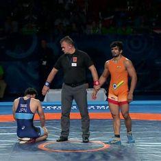 World Junior Wrestling Championships: Veer Dev Gulia takes bronze in 74 kg freestyle