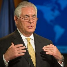 US is not an enemy of North Korea, says Secretary of State Rex Tillerson