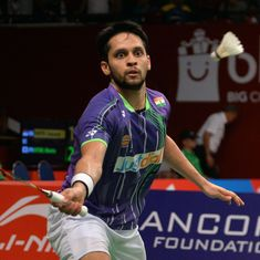 Canada Open badminton: Parupalli Kashyap goes down to China's Li Shi Feng in final